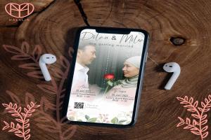 undangan digital - wedding Invitation 1