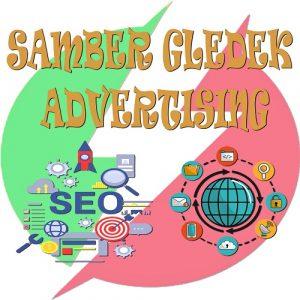 Logo Samber Gledek Digital Advertising